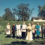Wedding of Siegfried and Marynel